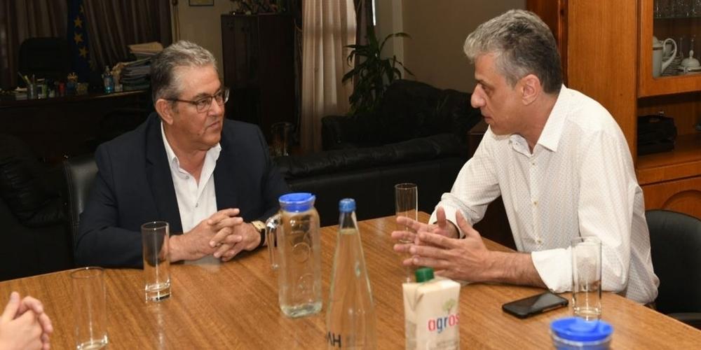 """Ορεστιάδα: Στήριξη Μαυρίδη απ΄ τη δημοτική παράταξη του ΚΚΕ: Η σημερινή Δημοτική Αρχή παράγει """"έργο"""""""