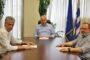 Συνάντηση Μέτιου με Μαυρίδη και Γκαράνη για μεθοριακούς σταθμούς και τουρισμό