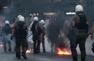 Καταγγελία: Αξιωματικός που υπηρετεί στον ΣΥΡΙΖΑ, εμπόδισε σύλληψη στα χθεσινά επεισόδια!!!