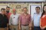 Σαμοθράκη: Επίσκεψη του Αστυνομικού Διευθυντή Αλεξανδρούπολης και συνεργασία με την δημοτική αρχή