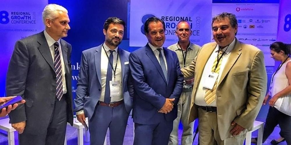 Συμμετοχή της Περιφέρειας ΑΜ-Θ στο 8ο Περιφερειακό Συνέδριο Ανάπτυξης στην Πάτρα