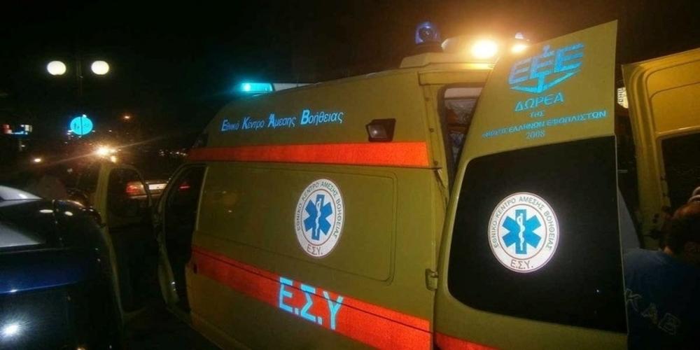 Ορεστιάδα: Κοριτσάκι έπεσε απ' το μπαλκόνι του σπιτιού του – Μεταφέρεται στο Π.Γ.Νοσοκομείο Αλεξανδρούπολης