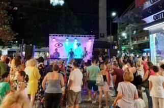 """Εμπορικός Σύλλογος Αλεξανδρούπολης: Μουσικές βραδιές στις 6 Αυγούστου από τα καταστήματα, στην """"Εβδομάδα Εμπορίου 2020"""""""
