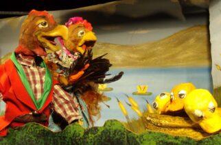 Σουφλί: Η παράσταση κουκλοθέατρου «Το Ασχημόπαπο»  στο Μουσείο Μετάξης