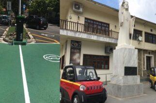 Ορεστιάδα: Επικοινωνιακό σόου Μαυρίδη, για σταθμό φόρτισης ηλεκτροκίνητων αυτοκινήτων που όμως ανήκει σε ιδιώτη!!!