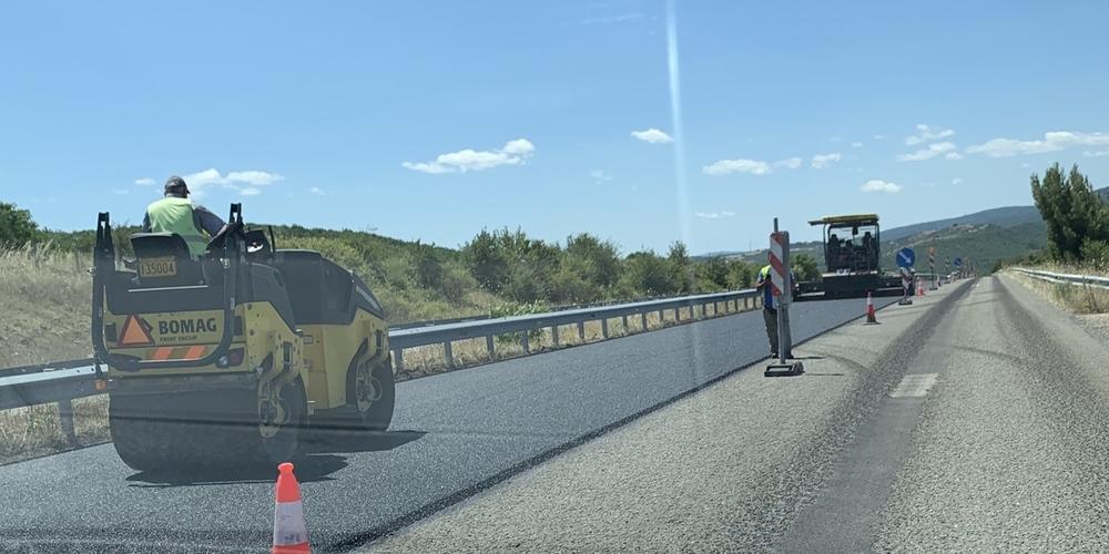 Εγνατία Οδός: Δόθηκε παράταση ως τις 30 Νοεμβρίου στα έργα αποκατάστασης του δρόμου ΒΙ.ΠΕ-Αρδάνιο