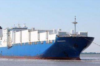 """Το μεγαλύτερο πλοίο που θα """"δέσει"""" στο λιμάνι, το """"ENDURANCE"""", φτάνει Τρίτη στην Αλεξανδρούπολη"""