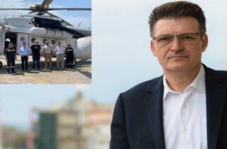 Πέτροβιτς κατά ΣΥΡΙΖΑ Έβρου: Στο σπίτι του κρεμασμένου δεν μιλάνε για σχοινί. Να κάνουν αυτοκριτική…