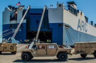 Αλεξανδρούπολη: Έρχονται πάνω από 3.000 Αμερικανοί στρατιώτες και 800 στρατιωτικά οχήματα στο λιμάνι