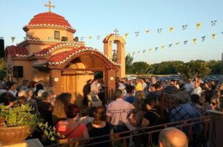 """Αλεξανδρούπολη: """"Σφραγίστηκε"""" το Παρεκκλήσι του Οσίου Παϊσίου στον Μαίστρο, με απόφαση του ΣτΕ"""