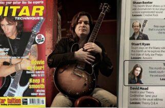 Τόλης Ζαβαλιάρης: Ο καταξιωμένος παγκόσμια Ορεστιαδίτης κιθαρίστας και συνθέτης θυμάται το ξεκίνημα του