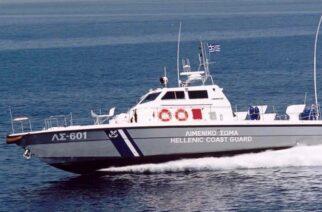 Επείγουσα διακομιδή γυναίκας ασθενούς, με σκάφος του Λιμενικού από Σαμοθράκη στην Αλεξανδρούπολη