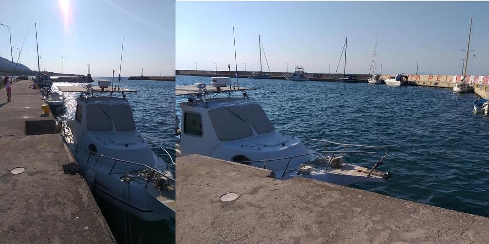 Σαμοθράκη: Λειτουργεί μετά από χρόνια και για τουριστικά σκάφη το λιμάνι των Θέρμων