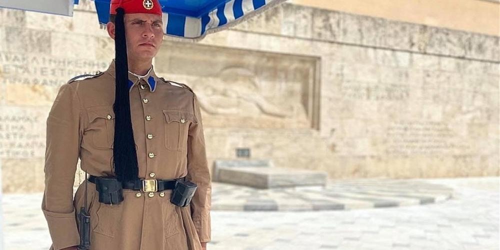 Ανδρέας Χολέβας: Ο ομογενής που ορκίστηκε στο Σουφλί και έγινε εύζωνας στην Προεδρική Φρουρά όπως ονειρευόταν!!!