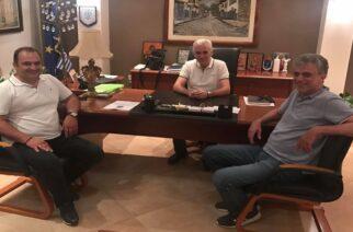 Συνάντηση συνεργασίας και συντονισμού δράσεων δημάρχων Σουφλίου, Διδυμοτείχου και Ορεστιάδας