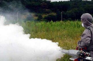 Έβρος: Ψεκασμοί ακμαιοκτονίας για κουνούπια, αλλά μόνο επίγειοι σε Ορεστιάδα, Σουφλί, Φέρες