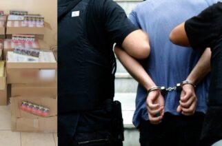 Διδυμότειχο: Τον συνέλαβαν με 3.000 πακέτα λαθραία τσιγάρα, που έκρυβε σε δυο σπίτια