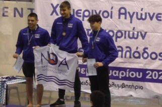"""Έτοιμη η αγωνιστική ομάδα του ΝΟΑ για την σημερινή """"μάχη"""" του Πανελληνίου Πρωταθλήματος στην Αλεξανδρούπολη"""