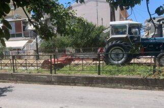 Αλεξανδρούπολη: Ήρθαν οι Αμερικανοί, κόπηκαν τα χόρτα στις σιδηροδρομικές γραμμές