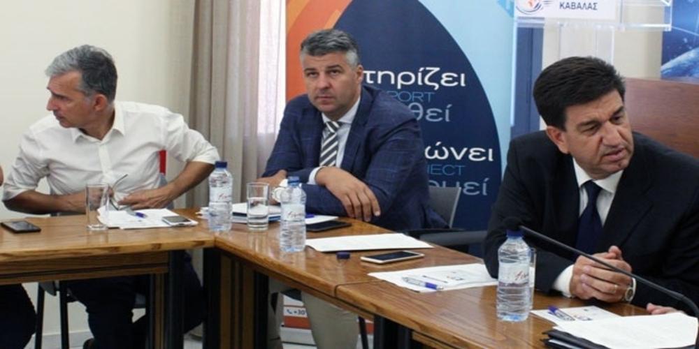 Οι… συναγωνιστές Τοψίδη, Πρόεδροι των Επιμελητηρίων Καβάλας, Δράμας, διαμαρτύρονται για την Διακομματική ανάπτυξης Θράκης