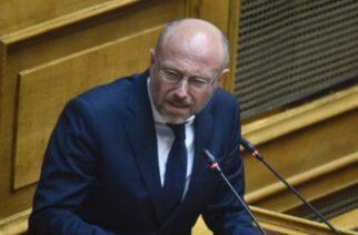 Βαρτζόπουλος: Να επανεξεταστεί η Σαρία και να διερευνηθεί η δραστηριότητα της ψευδομουφτείας στην Κομοτηνή
