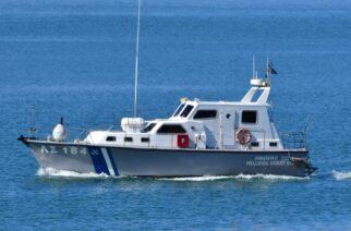 Περιπολία του πλωτού σκάφους  του Λιμεναρχείου Ναυπλίου στο κόλπο της Καραθώνας, Σάββατο 24 Μαρτίου 2018. ΑΠΕ-ΜΠΕ/ΑΠΕ-ΜΠΕ/ΜΠΟΥΓΙΩΤΗΣ ΕΥΑΓΓΕΛΟΣ