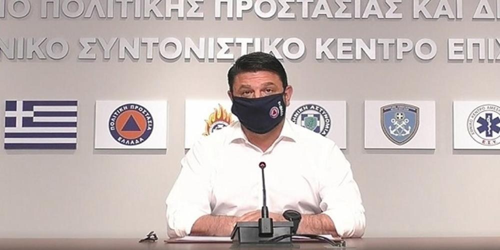 Χαρδαλιάς: Υποχρεωτική η μάσκα παντού (και εκκλησίες, τζαμιά) – Ούτε Αύγουστο πανηγύρια – Μπήκε όριο 100 ατόμων