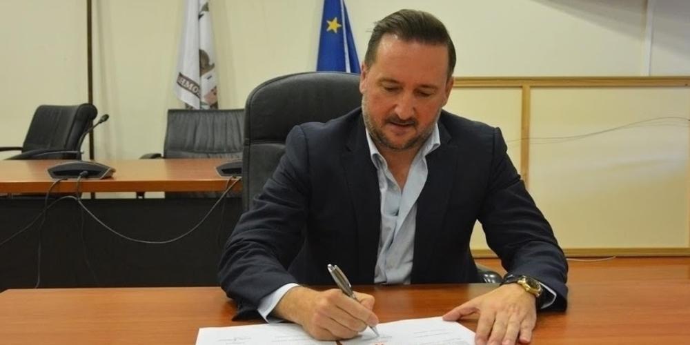 Αλεξανδρούπολη: Νέος ειδικός συνεργάτης για το δήμαρχο Γιάννη Ζαμπούκη – Ποιος είναι