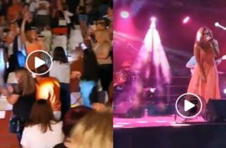 Ορεστιάδα: Ξεσήκωσε τους συντοπίτες της, η εκπληκτική Εβρίτισσα Ρένα Μόρφη στο δημοτικό θέατρο (ΒΙΝΤΕΟ)