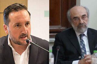 """Λαμπάκης προκαλεί Ζαμπούκη: """"Πήγαινε ρε στον Εισαγελλέα να τελειώνουμε για λιπάσματα, ακτινίδια, άρματα, πλακάκια""""!!!"""