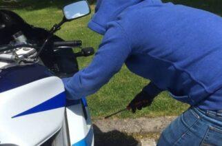 Αλεξανδρούπολη: Προσπάθησε να κλέψει μοτοσυκλέτα και μοτοποδήλατο, αντιστάθηκε αλλά τον συνέλαβαν