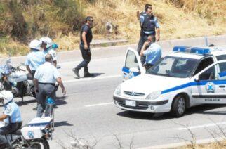 Φέρες: Δεν σταμάτησε σε σήμα αστυνομικών, τον καταδίωξαν, βγήκε απ' το δρόμο και τον συνέλαβαν