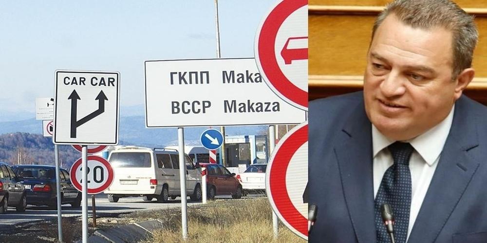Στυλιανίδης: Σωστά αποφάσισε η Κυβέρνηση για τον μεθοριακό σταθμό της Νυμφαίας