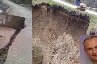Σουφλί: Η προσφυγή συμβούλων του Πουλιλιού στην Αποκεντρωμένη, καθυστερεί την αποκατάσταση του δρόμου Μ.Δέρειο-Ρούσσα-Γονικό