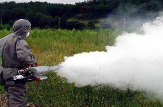 Σουφλί: Επίγειοι ψεκασμοί ακμαιοκτονίας την Δευτέρα, για καταπολέμηση της… μάστιγας των κουνουπιών