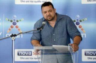 Βασίλης Γκιζάνης: Στην εντατική του Π.Γ.Νοσοκομείου Αλεξανδρούπολης μετά από σοβαρή επέμβαση, ο Πρόεδρος του Α.Ο.Ορεστιάδας