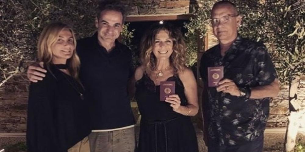 Ποιους ενόχλησε ο Τομ Χανκς και το ελληνικό του διαβατήριο;