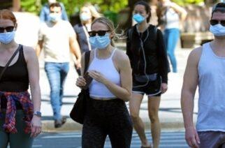 Κορονοϊός: Χρηματικά πρόστιμα σε 27 άτομα για μη χρήση μάσκας στην Περιφέρεια ΑΜ-Θ