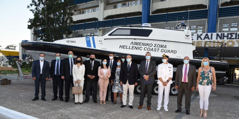 Πλακιωτάκης: Σχεδιάζουμε και για τη Σαμοθράκη απόκτηση σκάφους για υγειονομικές διακομιδές