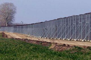 Νέος φράχτης 27 χλμ. ξεκινάει στον Έβρο – Στα 5 μέτρα υψώνεται ο παλιός