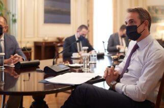 Μητσοτάκης: Ανακοινώνει σήμερα ανασχηματισμό της Κυβέρνησης – Φήμες για υφυπουργοποίηση Εβρίτη