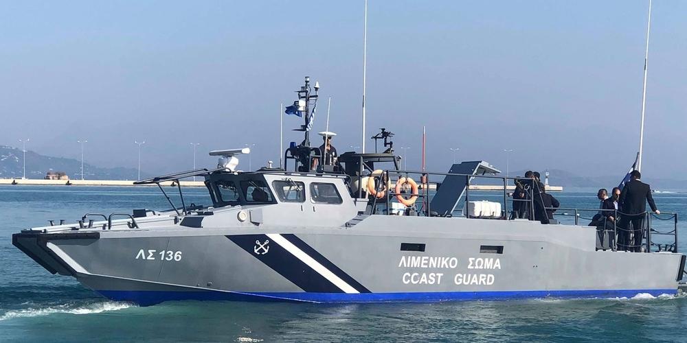Σαμοθράκη: Άμεση διακομιδή 20χρονης ασθενούς από σκάφος του Λιμενικού στην Αλεξανδρούπολη