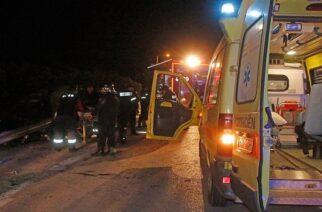 Αλεξανδρούπολη: Τραγωδία με 7 νεκρούς στον κόμβο Αρδανίου – Πέντε νοσηλεύονται στο Π.Γ.Νοσοκομείο