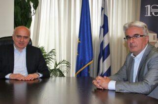 Κίνηση-ματ Μέτιου: Ειδικός σύμβουλος της Περιφέρειας ΑΜ-Θ ορίστηκε ο Καβαλιώτης Γιώργος Γραμμένος