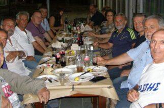 Ορεστιάδα: Οι αναμνήσεις ξαναγύρισαν 36 χρόνια πίσω, για παλαίμαχους Ορέστη και Νώντα Κουγιανό
