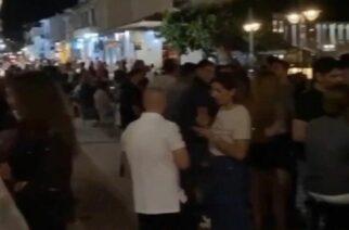 """Ορεστιάδα: """"Σφράγισε"""" τρία καφέ-μπαρ και έριξε πρόστιμα χθες βράδυ η αστυνομία"""