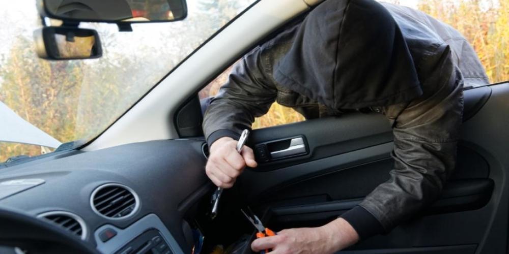 """Έβρος: Είχε """"πλούσια δράση"""" με κλοπές σε επιχειρήσεις, σπίτια, αυτοκίνητα, αλλά τον συνέλαβαν"""