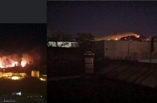 Διδυμότειχο: Λαμπάδιασε το Κάστρο του Καλέ από πυρκαγιά πριν λίγο – Μεγάλη κινητοποίηση Πυροσβεστικής (ΒΙΝΤΕΟ)