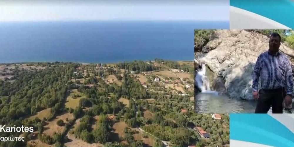 Γαλατούμος: Αν δεν αλλάξει κάτι, ο Αύγουστος θα σώσει την κατάσταση στον τουρισμό της Σαμοθράκης