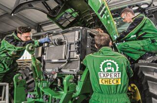 Agrotech S.A: Για επισκευή βλάβης στο μηχάνημα σας και ειδικό έλεγχο Expert Check καλέστε μας
